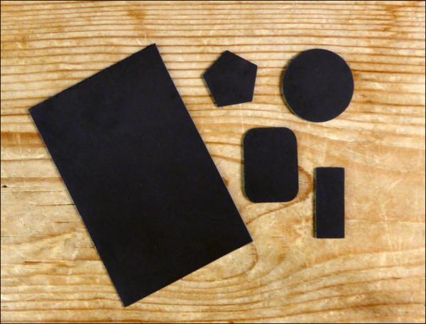 RFID Tag Pads