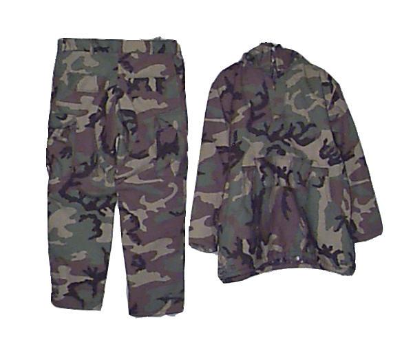 Custom RF Absorbing Outerwear